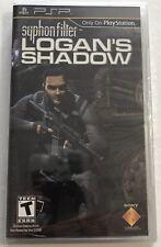 Syphon Filter: Logan's Shadow (Sony PSP, Ntsc, 2007) New, Canadian