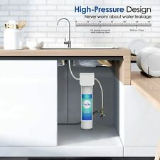 3000GalUnder Sink Water Filter System-High Capacity Direct Connect Safe Drinking