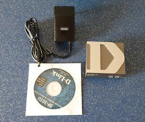 D-Link DP-301U Print Server USB Druckserver Ethernet