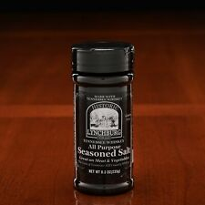 Historic Lynchburg Seasoned Salt made with Jack Daniels