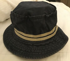 AE Performance American Eagle Outfitters Vtg Navy Bucket Hat S/M