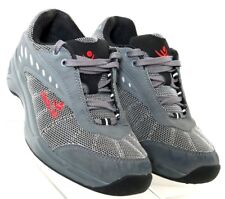 Chung Shi SDH 05080 Stafild Gray Mesh Lace-Up Toning Sneaker Women's US 5.5