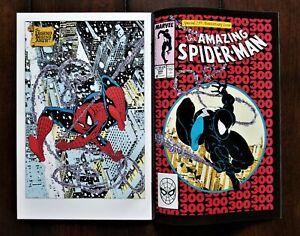 Amazing SPIDER-MAN 300 (1988) -1st full app. Venom, 2018 reprint, NM/NM+