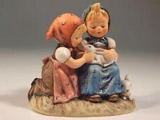 "4"" Hummel Figurine ""Easter Time"" Tmk 6 #384"