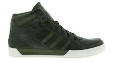 Adidas PARA HOMBRE HARD COURT HI Cuero Verde entrenadores BB6783