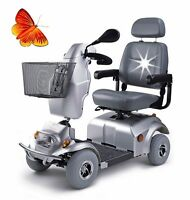 Elektromobil Agin Scooter Dietz 6km/h Elektro Rollstuhl