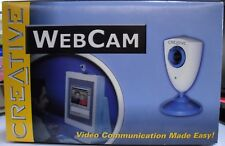 Brand New Creative Labs WebCam USB Model PD1001 P/N 73PD100100001 Aged Stock