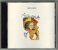 MILES DAVIS  -  Amandla  -  CD - 1989