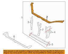 SUBARU OEM 08-14 Impreza Radiator Core Support-Upper Tie Bar 53029FG0609P