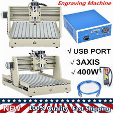 New Listingusb 3 Axis 3040t Cnc Router Engraver 3d Engraving Milling Machine With Handwheel