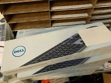 NEW DELL KM717-GY-US PREMIER KEYBOARD & MOUSE