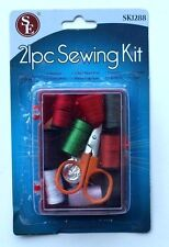 21 Piece Sewing Kit Travel With Box
