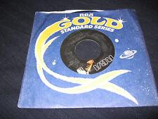 ELVIS PRESLEY VIVA LAS VEGAS / WHAT'D I SAY  45rpm RECORD GOLD STANDARD USA OOP