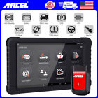 Ancel Car Diagnostic Tool Bluetooth OBDII Automotive Scanner Tablet All Systems