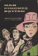 Jack Trevor Story MAN PINCHES BOTTOM 1st Ed. HC Book