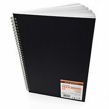 Daler Rowney - Graduate Spiral Bound Sketchbook - 160gsm 30 Pages - A4 Portrait