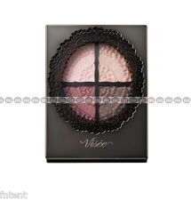 Kose Visee Lisee Glossy Rich Eyes Makeup Eyeshadow Palette Japan - Pk3