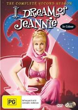 I Dream Of Jeannie : Season 2 BRAND NEW SEALED REGION 4 (DVD, 2006, 4-Disc Set)