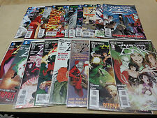 JUSTICE LEAGUE DARK / 1-8,10,12,13,15-21,Annual 1 / 19 issues / NEW 52 !