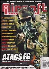 AIRSOFT INTERNATIONAL MAGAZINE UK VOL.8 #2, GUNS! GEAR! TECH!