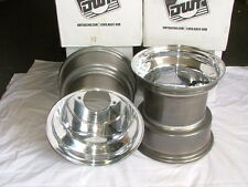 YAMAHA Raptor 660 700 WHEELS RIMS DRAG RACE DOUGLAS 10x10  SET (2)