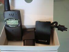 Handy Ericsson T28S , Anthrazit, Ohne Simlock, Neu, Garantie