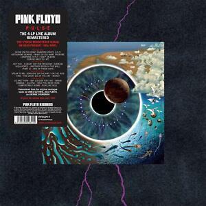 Pink Floyd - P.U.L.S.E. (Pulse) EU 180g Reissue Pressing 2018 Box/Vinyl MINT!!