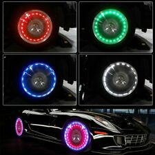 Colorful Neon Tire Wheel Well Rim LED Light Lamp for Car Bike Bicycle Motorcycle