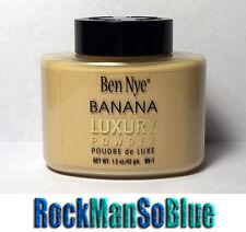 Ben Nye Banana Powder 1.5 oz Bottle Authentic Luxury Face Makeup Kim Kardashian