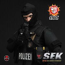 """Soldier Story 1/6 Scale 12"""" German Spezial Einsatz Kommando SEK  STGCC  SS-086"""