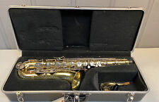 SELMER 1244 TENOR SAXOPHONE IN good PLAYING CONDITION 767009