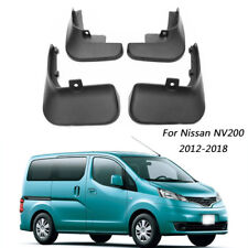 New OEM Splash Guards Mud Guards Mud Flaps MudGuards For Nissan NV200 2012-2018