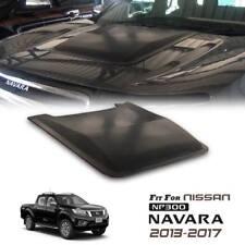 BONNET HOOD SCOOP MATT BLACK FOR NISSAN NAVARA FRONTIER NP300 D23 2013-2019