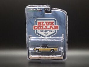 2021 GREENLIGHT CHEVROLET 1990 CHEVROLET S10 EXTENDED CAB BLUE COLLAR SERIES 9