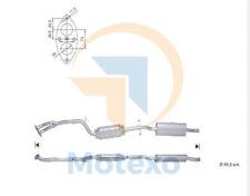 Catalytic Converter BMW 318i 2.0i 16V 143 bhp N42 E46 10/02>2/05