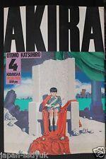 Japan Katsuhiro Otomo manga: Akira 4