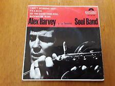 ALEX HARVEY PS EP ...famoso Soul Band (POLYDOR EPH 50 928 - SPAIN 1964) ORIGINAL