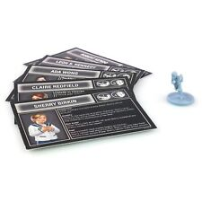 Resident Evil 2 Board Games Vested Sherry Birkin and 5 Promo cards