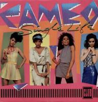 "CAMEO Single Life  12"" Ps, Full Length Version B/W Hangin Downtown"