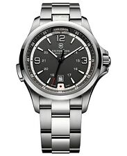 Victorinox Swiss Army Night Vision Black 42mm 241569 Watch (Authorized Dealer)
