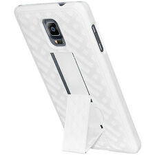 AMZER Snap On Back Case Cover With Stand For Samsung GALAXY Note 4 SM-N910
