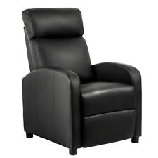 LIFE CARVER Ultimo Leather Recliner Armchair Sofa Chair Reclining Lounge Cinema