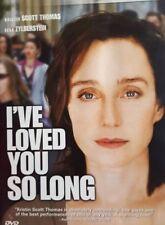 I'VE LOVED YOU SO LONG ~ DVD Kristin Scott Thomas, Elsa Zylberstein EDGY PERFECT