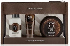 The Body Shop Coconut Beauty Bag: body butter, handcreme Set