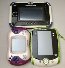 Leapster 2 LeapPad 2 and InnoTab 3S All Tested Working - InnoTab Missing Pieces