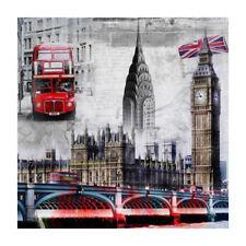 Full Drill City London 5D DIY Diamond Embroidery Cross Stitch Painting Decor New