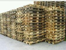 bancali legno 120x80 EUR / EPAL SCURO portata 1500 kg - pedana pallet bancali