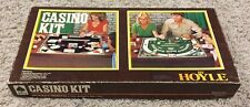 Vintage Hoyle Casino Kit 1979 No. 8302 Stancraft Products-missing the cards only