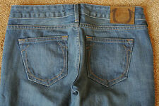 TRUE RELIGION SEXY JOHNNY Distressed Jeans 26X34 NWOT$249 USA-Rare TR Sample!