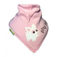 Funky Giraffe Pink Little Piggy Bib **Buy 4 get 1 FREE** 5 for £11.96